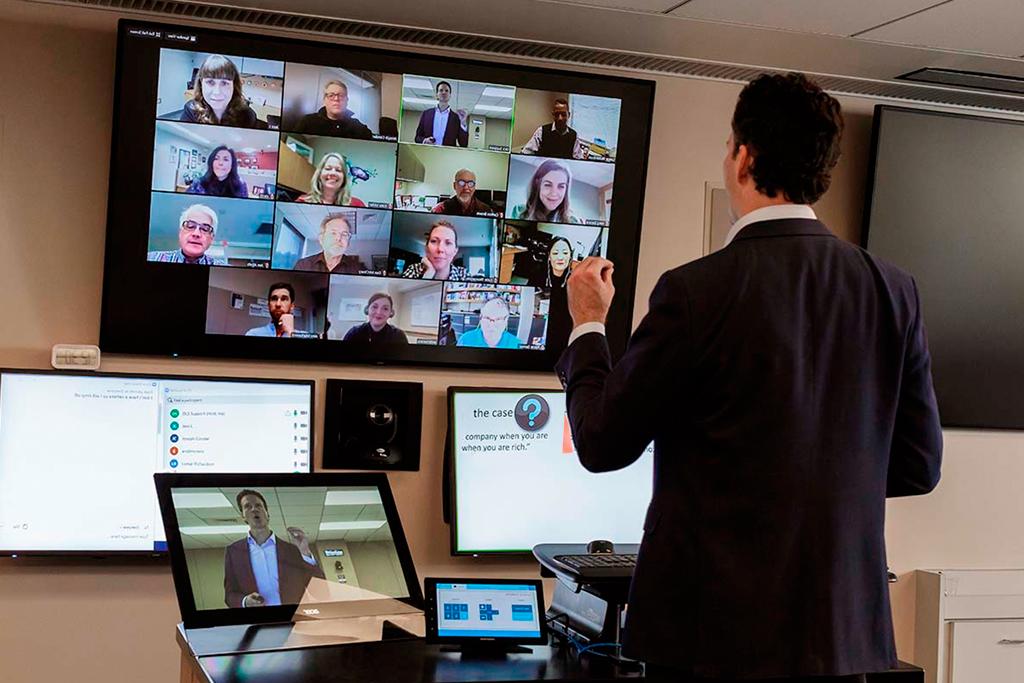 Programa de Especialización en Competencias para la Docencia Virtual
